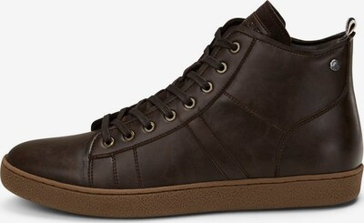 JACK & JONES Sneaker in kastanienbraun, Produktansicht