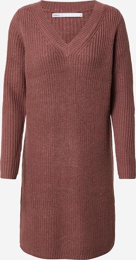 Megzta suknelė 'MELTON' iš ONLY, spalva – rožinė, Prekių apžvalga