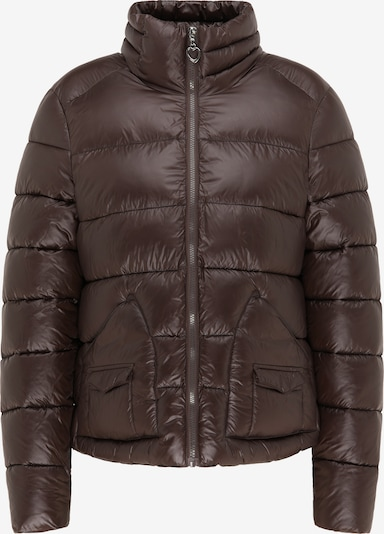 MYMO Winter jacket in Chocolate, Item view