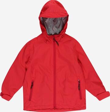 Veste outdoor CMP en rouge