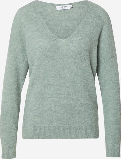 MOSS COPENHAGEN Pullover in blaumeliert, Produktansicht
