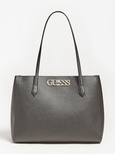 GUESS Shopper 'Uptown' in de kleur Zwart, Productweergave