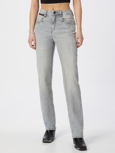 Herrlicher Džíny - šedá, Model/ka