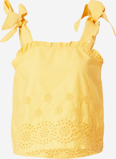 VERO MODA Top 'Lisa' en amarillo, Vista del producto