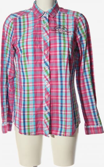 BASEFIELD Blouse & Tunic in M in Blue / Green / Pink, Item view