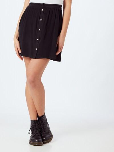 ABOUT YOU Rock 'Nova Skirt' in schwarz: Frontalansicht