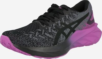 ASICS Chaussure de course 'DYNABLAST' en gris / violet / noir, Vue avec produit