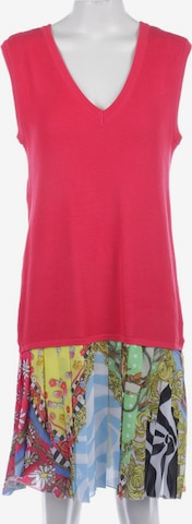 MOSCHINO Dress in S in Red