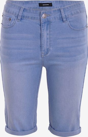Navigazione Jeans 'NAV-7290' in hellblau / weiß, Produktansicht
