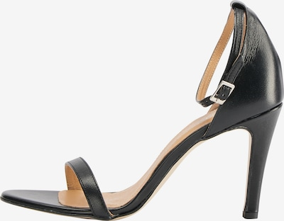 faina Strap sandal in Black, Item view