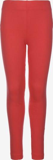 ADIDAS PERFORMANCE Leggings in rot / weiß, Produktansicht