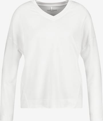 GERRY WEBER Shirt in White