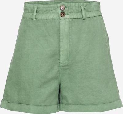 GAP Hlače | pastelno zelena barva, Prikaz izdelka