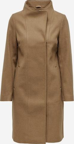 ONLY Between-Seasons Coat 'Valentina' in Brown