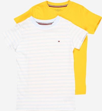 Tommy Hilfiger Underwear Unterhemd in navy / hellblau / gelb / rot / weiß, Produktansicht
