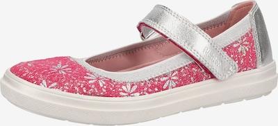RICHTER Ballerina in pink / silber, Produktansicht