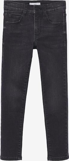 Jeans MANGO KIDS pe negru, Vizualizare produs