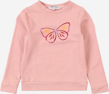 rozā ABOUT YOU Sportisks džemperis 'Fiona'