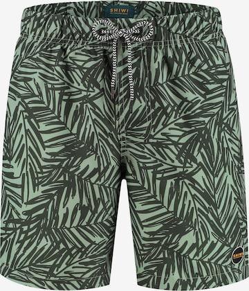 Shiwi Ujumispüksid 'Mangrove', värv roheline