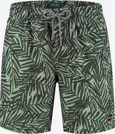 Shiwi Kupaće hlače 'Mangrove' u maslinasta / menta, Pregled proizvoda
