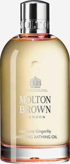 Molton Brown Badeöl 'Heavenly Gingerlily Caressing' in pastellgelb, Produktansicht