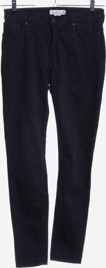 H&M Röhrenhose in L in schwarz, Produktansicht