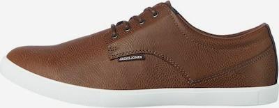 JACK & JONES Lässige Sneaker in braun, Produktansicht