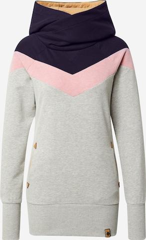 Fli Papigu Sweatshirt in Grau