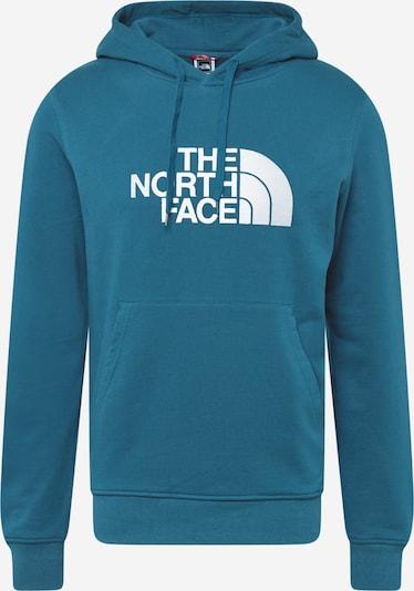 THE NORTH FACE Sudadera 'Drew Peak' en azul pastel / blanco, Vista del producto