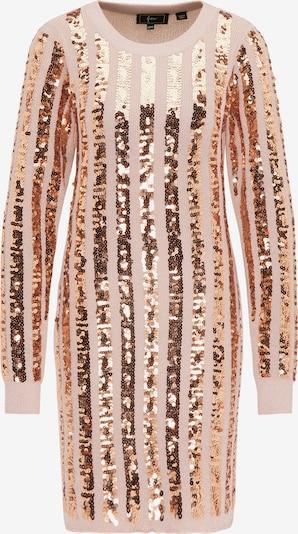faina Strickkleid in pink / rosa, Produktansicht