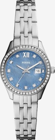 FOSSIL Analoginen kello värissä sininen / hopea, Tuotenäkymä