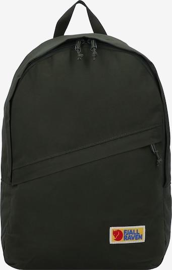 Fjällräven Rucksack 'Vardag 16' in blau / dunkelgrün / rot / weiß, Produktansicht