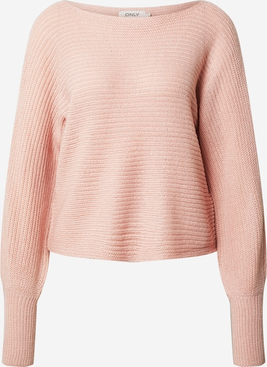 ONLY Pullover 'NICOYA' in rosa, Produktansicht