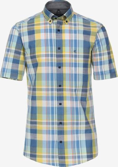 Venti Hemd in blau / hellblau / hellgelb / rot, Produktansicht