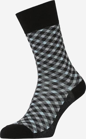 FALKE Sokid, värv must