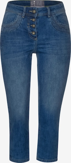 CECIL Jeans in blue denim, Produktansicht