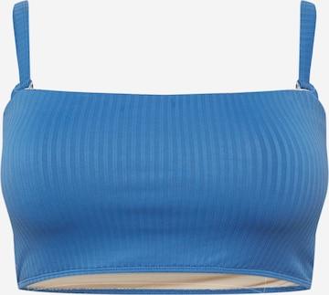 Cotton On Curve Bikinitop in Blau