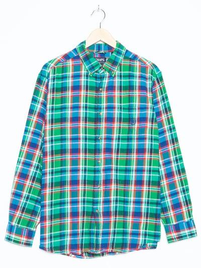 CHAPS Flanellhemd in L-XL in neongrün, Produktansicht