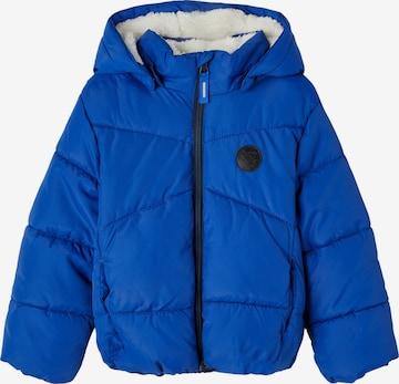 Giacca invernale 'Make' di NAME IT in blu