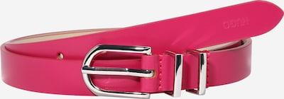 HUGO Ceinture 'Zoe' en rose, Vue avec produit