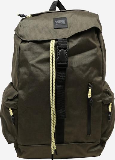 VANS Rucksack 'Ranger Plus' in khaki / oliv / schwarz, Produktansicht