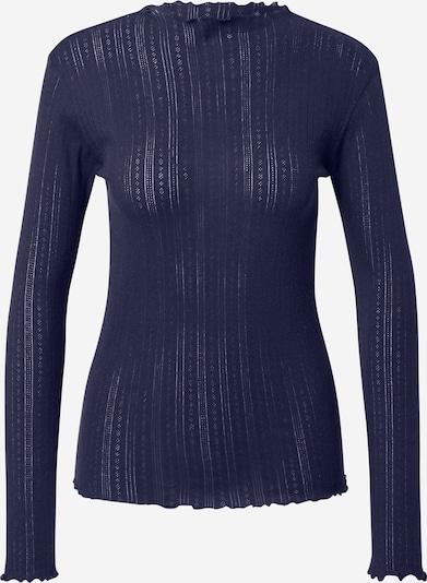 MADS NORGAARD COPENHAGEN Shirt in de kleur Navy, Productweergave
