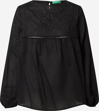 Camicia da donna UNITED COLORS OF BENETTON di colore nero, Visualizzazione prodotti