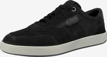 s.Oliver Sneaker '5-13607-37' in Blau