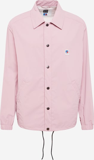 BOSS Casual Veste mi-saison en rose clair, Vue avec produit