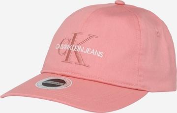 Calvin Klein Jeans Nokamüts, värv roosa