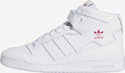 Sneaker înalt ADIDAS ORIGINALS pe roz / alb, Vizualizare produs