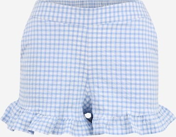 Pieces Petite Παντελόνι 'TOVA' σε λευκό