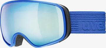 UVEX Sports Glasses 'Scribble FM' in Blue