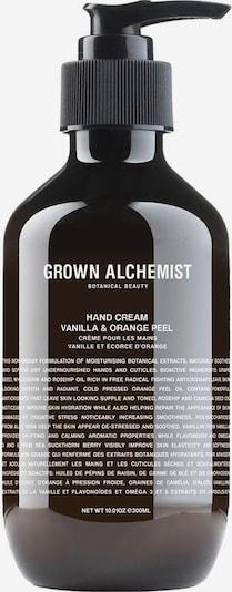 Grown Alchemist Handcreme 'Vanilla & Orange Peel' in weiß, Produktansicht
